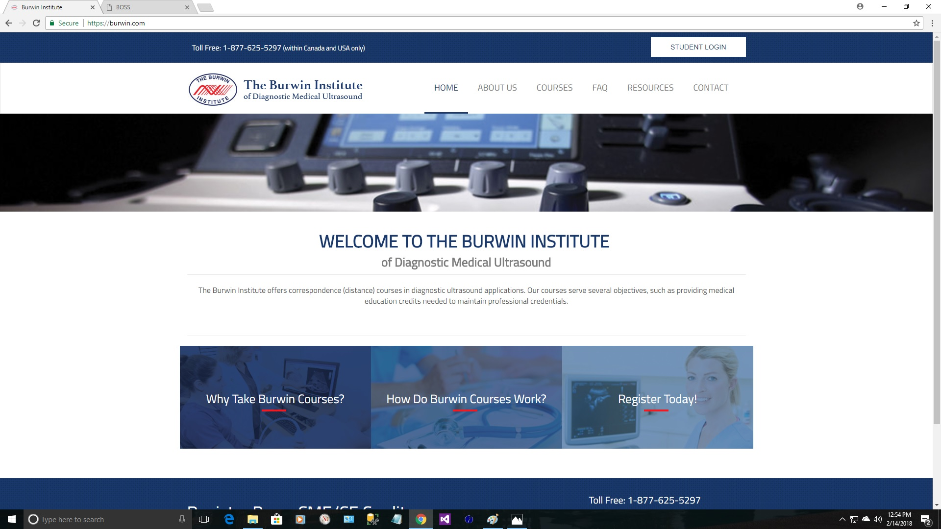 The Burwin Institute